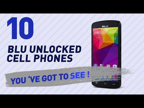BLU Unlocked Cell Phones, Starring: BLU Advance 5.0 // The Most Popular 2017