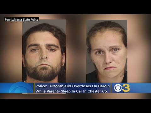 Cosmic Kev - SMH: Chester County Couple Arrested After 11 Month Old Overdoses on Opioids