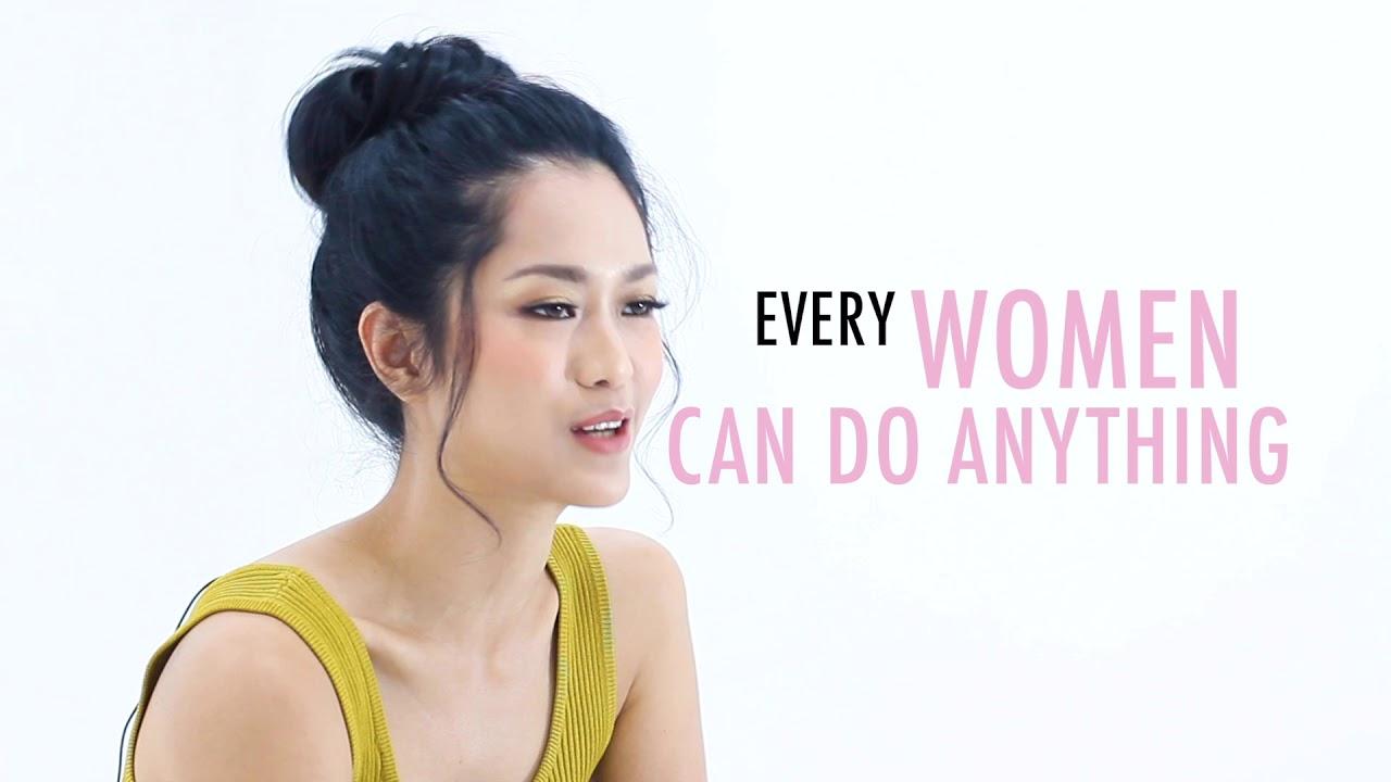 Download Prisia Nasution - Woman Who Can