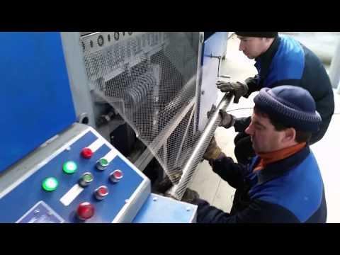 Видео Сетка рабица в полоцке