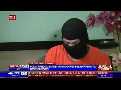 Pengakuan Mucikari RA Terkait Prostitusi Artis