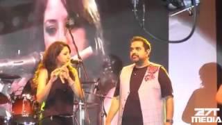 Shankar mahadevan jugalbandi with flute artist