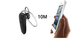 Bluetooth гарнитура AliExpress