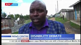 Disabled individuals seek help in paying insurance