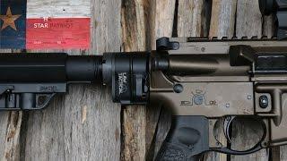 Law Tactical AR Folding Stock Adapter Gen3-M