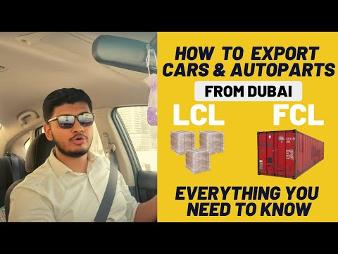 HOW TO IMPORT / EXPORT FROM DUBAI | Shipping