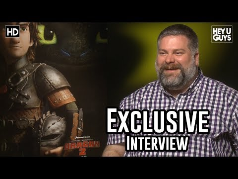 Director Dean DeBlois - How to Train Your Dragon 2 Exclusive Interview