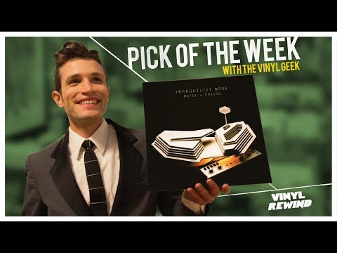 Arctic Monkeys - Tranquility Base Hotel & Casino Vinyl Album Review | Pick Of The Week #88