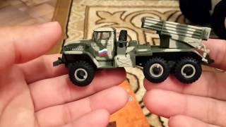 РС30 9К51 Град ''Російські танки'' №89