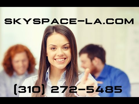 Event Venue Los Angeles at Skyspace