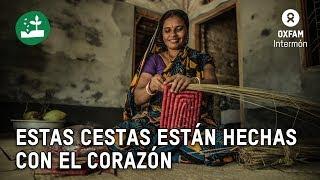 Regala cestas de comercio justo Oxfam Intermón