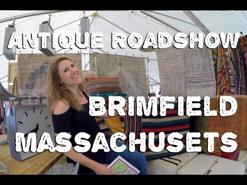 A Day at the World Famous Brimfield Antique Roadshow