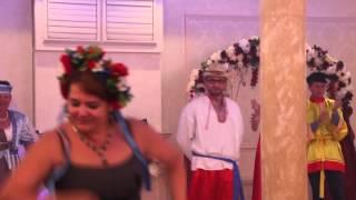 Конкурс танцы народов в костюмах 20.09.15 arthall.od.ua
