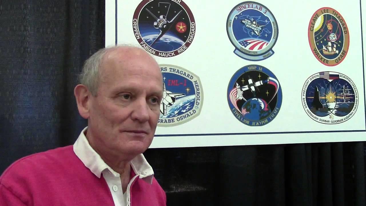 Norman Thagard Norm Thagard First American on Mir YouTube