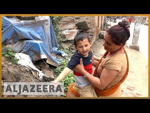 🇳🇵 Nepal earthquake: Four years on, people await reconstruction | Al Jazeera English