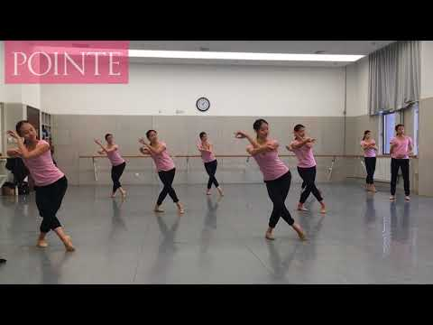 Inside the Beijing Dance Academy: Classical Chinese Dance Class