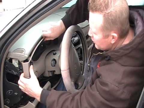 Buick Century Regal Instrument Cer Removal Procedure By Fix