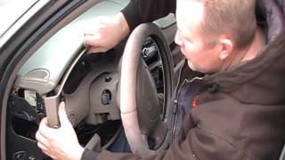 BUICK CENTURY & REGAL INSTRUMENT CLUSTER REMOVAL PROCEDURE BY: CLUSTER FIX