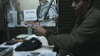 Richard Arena en FM 106.7-Alma de diamante-Mie.14 de Abril del 2010 Parte IX.