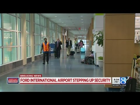 Ford Int'l. Airport stepping up security in wake of Flint incident