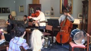 "Hasidic Melodies - ""Music of the Carpathian Mountains"" at Indiana University 4.11.2014)"