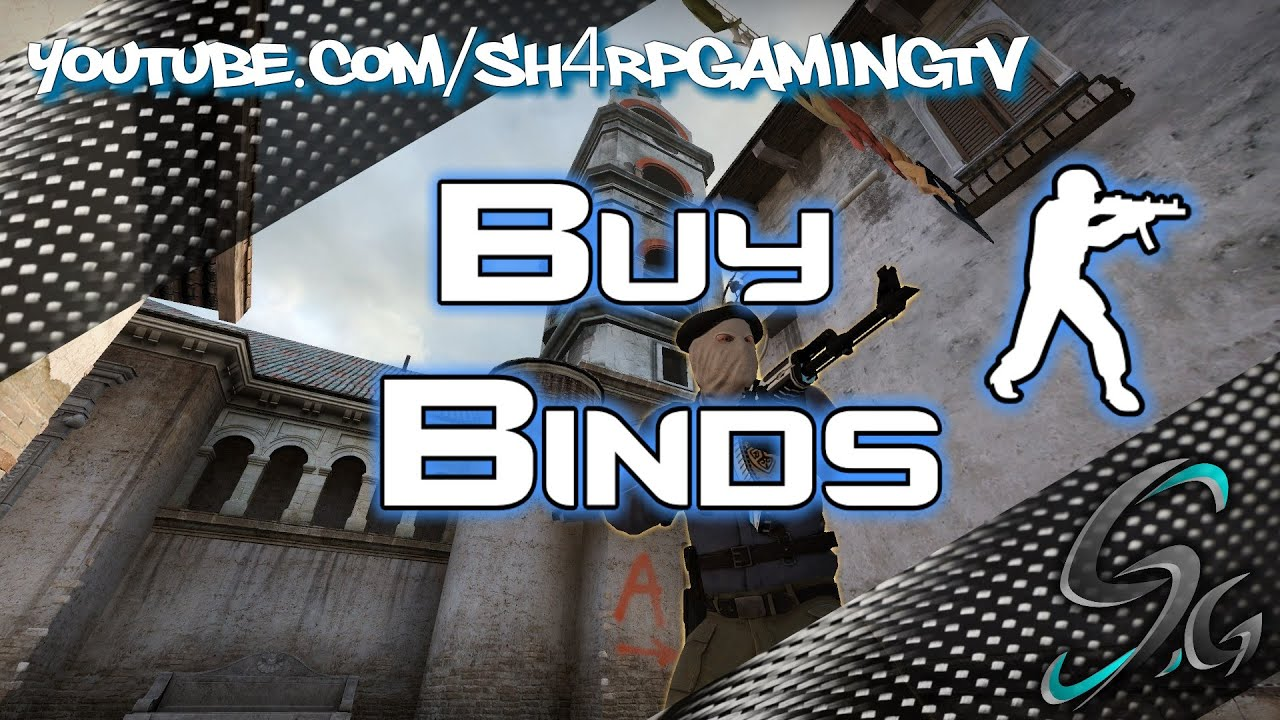 how to find your csgo binds