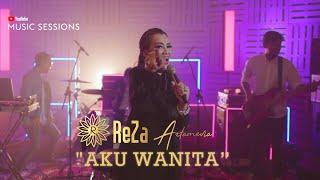 Reza Artamevia - Aku Wanita |YouTube Music Session 2019