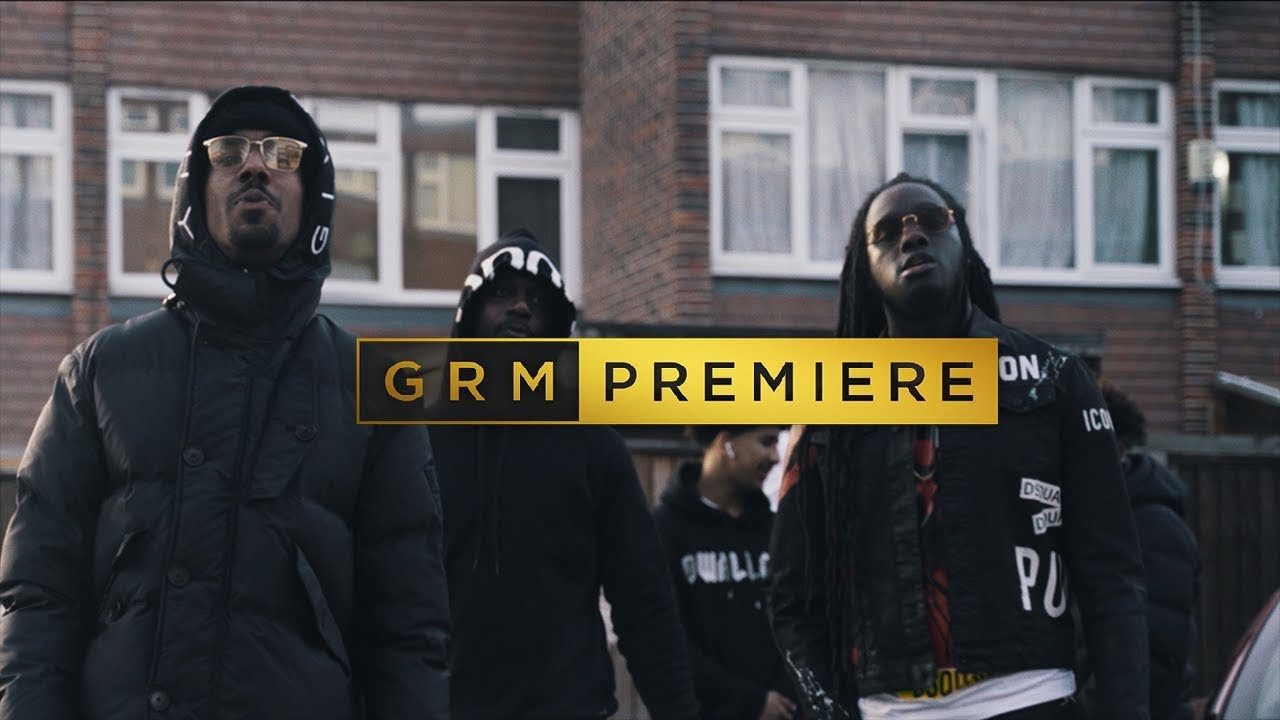 Download WSTRN ft. Skrapz - Round Here [Music Video] | GRM Daily