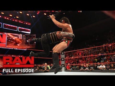 WWE Raw Full Episode, 26 September 2016