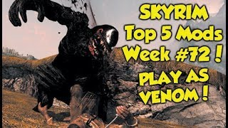 Skyrim Remastered Top 5 Mods of the Week #72 (Xbox One Mods)