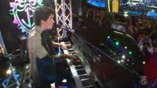 Jonas Brothers - Much Better - Live at the Teen Choice Awards 2009 (TCAs 09)