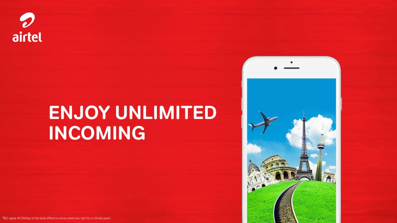 Airtel International Roaming