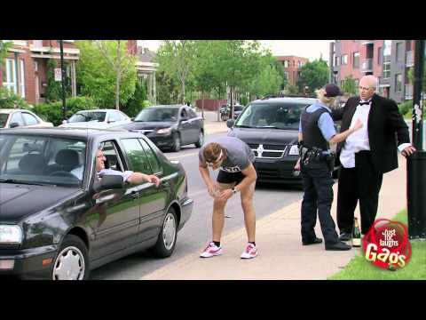Drunk Driving Prank