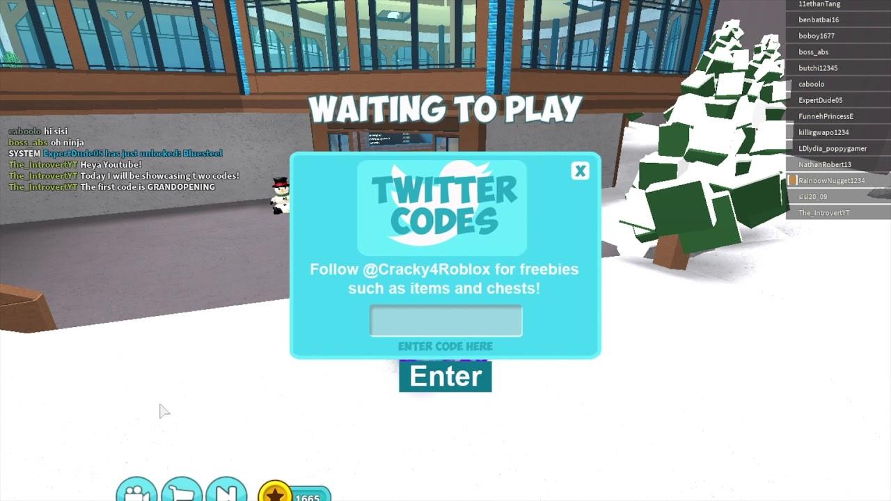 Roblox Icebreaker Promo Codes Youtube