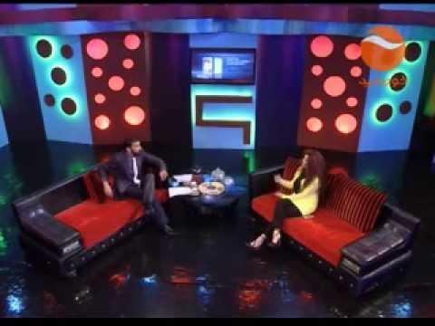 ParvanehParastesh  - Dam Ba Dam - Khorshid TV - Asif Jalalli (Afghan Actor, Singer)