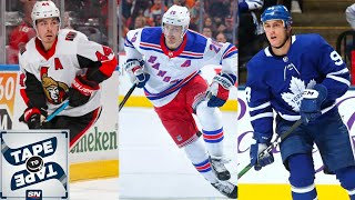 NHL Trade Deadline Predictions And Analysis | Tape To Tape
