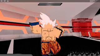 Roblox Anime Cross 2 Goku Mui