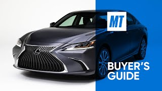 homepage tile video photo for REVIEW: 2021 Lexus ES250   MotorTrend Buyer's Guide
