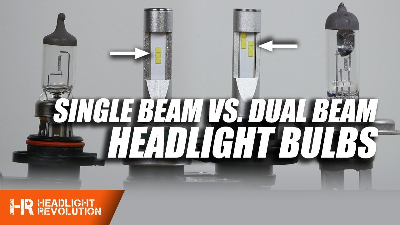 Dual Headlight Schematic Click Image For Larger View