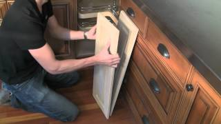 How To Measure For Lazy Susan Cabinet Doors