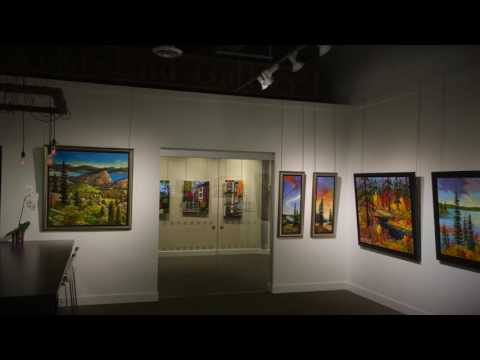 Charlesworth Exhibition in Edmonton