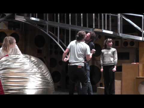 Trond Fausa Aurvåg spiller i De tre Musketerer
