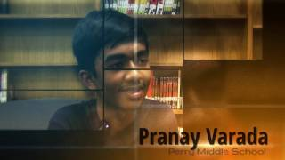 Texas Geography Bee Winner Pranay Varada