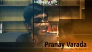 Texas Geography Bee Winner Pranay Varada