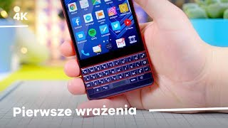 48h z BlackBerry Key2 LE - Czy obecnie taki smartfon ma sens?