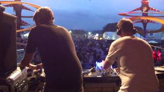 Sandro Marques play Vladimir Corbin & Peddy Sinner City @ Mixery Opening Nature One 2011