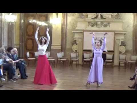 Armenian dance in Czech senate