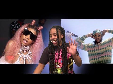 YG - Big Bank (Official Video) ft. 2 Chainz, Big Sean, Nicki Minaj REACTION
