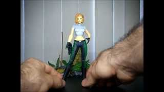 Mcfarlane Danger Girl Abby Chase Figure Review