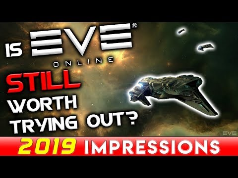 Should You Play EVE Online In 2019? - The Most Frustrating And Incredible MMORPG Ever